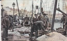 BOULOGNE SUR MER ARRIVAGE DU POISSON   ACHAT IMMEDIAT - Boulogne Sur Mer