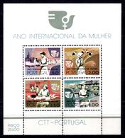 1975 - PORTOGALLO - Catg. Mi. BF16 - NL - (MO2020.17) - 1910-... República