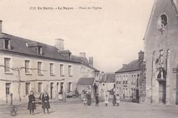 LE NOYER PLACE DE L EGLISE ANIMATION  ACHAT IMMEDIAT - France