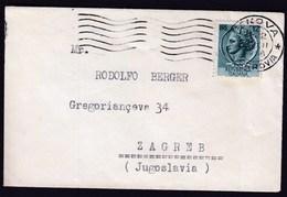 Italy Genova 1966 / Syracusean Coin, 12 Lire, Dark Green, 1955 - 1946-.. Republiek