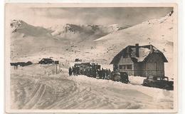 Frontiere D'Andorre -  Douane De La Pas De La Casa   - Le Col Blanc -   CPA ° - Otros Municipios