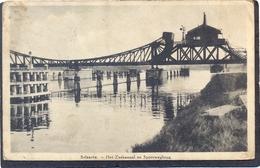 SELSATE - Het Zeekanaal En Spoorwegbrug - Zelzate