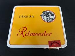 Pikeur Ritmeester Boite à Cigare Hollandaise De SEITA - Articoli Pubblicitari