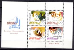 1977 - PORTOGALLO - Catg. Mi. BF21 - NL - (MO2020.17) - 1910-... República