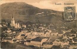 SLOVAQUIE  KREMNITZ - Slovakia