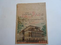 Cartolina Postale  QSL 1948 URSA 3-289 USSR - Radio