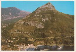 MARATEA - MONTE S. BIAGIO E PORTO - VIAGGIATA 1989 - Other Cities