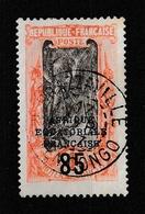 CONGO FRANCAIS YT 92 Oblitéré BRAZZAVILLE - Congo Français (1891-1960)