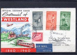 NOUVELLE ZELANDE 1960 - Nouvelle-Zélande