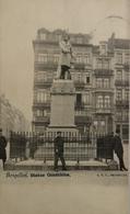 Bruxelles / Statue Gendebien (animee) 1919 - Andere