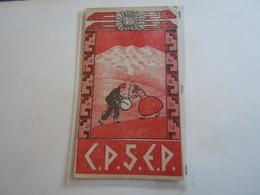 Cartolina Postale  QSL 1947 C P S E P BOLIVIA - Radio