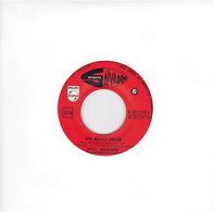 JACKY MOULIERE - SP - 45T - Disque Vinyle - Un Beau Jour + Valérie - Juke Box 373179 - Discos De Vinilo