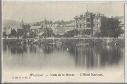 WAULSORT - Bords De La Mesue - L'Hôtel Martinot 1906 - Hastière