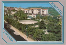 MASCHITO - VILLA COMUNALE - VIAGGIATA 1993 - Other Cities