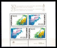 1978 - PORTOGALLO - Catg. Mi. BF 24 - NL - (MO2020.17) - 1910-... República