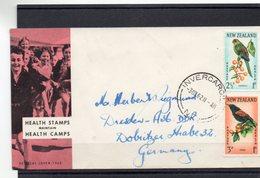 NOUVELLE ZELANDE 1962 - Nouvelle-Zélande