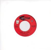 JACKY MOULIERE - SP - 45T - Disque Vinyle - Vivre Avant De Mourir + Lam' Di Lam' - Juke Box 373218 - Discos De Vinilo
