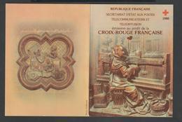 CARNET CROIX ROUGE    -  ANNÉE 1980 -    N° 2029  - - Libretti