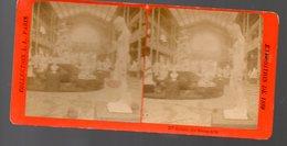 Paris Exposition 1889 : Stéréophoto : Galerie Des Beaux-arts (PPP22178) - Stereoscopic