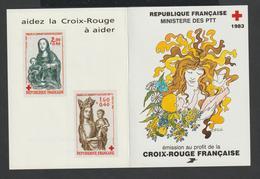 CARNET CROIX ROUGE    -  ANNÉE 1983 -    N° 2032- - Libretti
