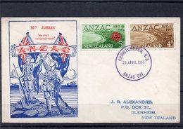 NOUVELLE ZELANDE 1965 - Nouvelle-Zélande