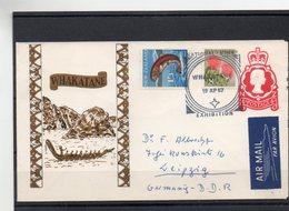 NOUVELLE ZELANDE 1967 - Nouvelle-Zélande