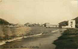 COLOMBIE Bahia De Santa Marta - Colombie
