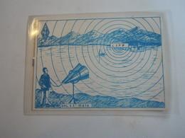 Cartolina Postale  QSL 1963 YU5AP VERCELLI - Radio