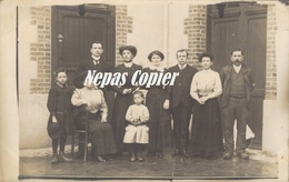 18 NEUVY SUR BARANGEON Famille Merlet Beauvoir - Francia