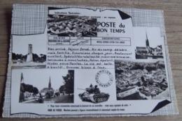 51   -   POSTE DU BON TEMPS MOURMELON LE GRAND @ VUE RECTO/VERSO AVEC BORDS - Mourmelon Le Grand