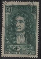 FR 1375 - FRANCE N° 397 Obl. Jean De La Fontaine - Oblitérés