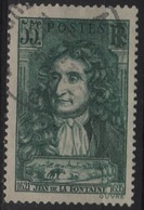 FR 1375 - FRANCE N° 397 Obl. Jean De La Fontaine - France