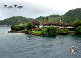 American Samoa Tutuila Island Pago Pago Hotel New Postcard Amerikanisch-Samoa AK - American Samoa