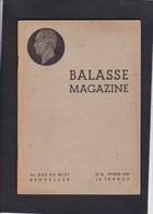 BALASSE MAGAZINE N° 36 - Guides & Manuels