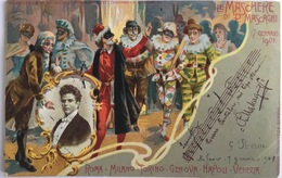 V 73215 - Le Maschere Di Mascagni - 1901 - Opera