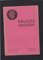 BALASSE MAGAZINE N° 37 - Manuali