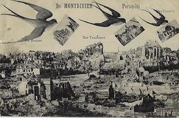 80 MONTDIDIER - De MONTDIDIER Portez Lui - Montdidier