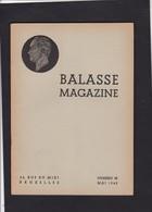BALASSE MAGAZINE N° 38 - Manuali