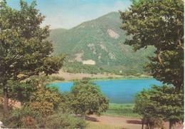 MONTICCHIO LAGHI - LAGO GRANDE E BADIA - VIAGGIATA 1965 - Other Cities