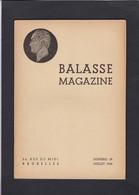 BALASSE MAGAZINE N° 39 - Manuali