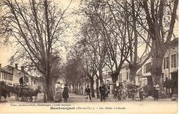 MAUBOURGUET (Hautes Pyr)  LES ALLÉES LARBANÉS - Maubourguet