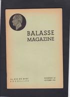 BALASSE MAGAZINE N° 40 - Manuali