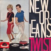 BLAZER BOY Et THE 3 FRIENDS - EP - 45T - Disque Vinyle - New Orléans Twist - 27736 - Rock