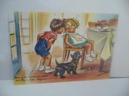 BEN MON VIEUX ON VOIX QU'ELLE A BIEN DÉJEUNER CPM SÉRIE NO 5339 4/3  MD PARIS - Fancy Cards