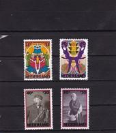 Nederland - Niederlande - Pays Bas NVPH 1046 T/m 1049 MNH ** - Unused Stamps