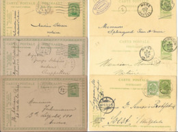 19 Cartes Postales Belgique - Cartes Postales