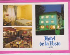 D56 - THEIX - HÔTEL DE LA POSTE **NN - CPSM Multivues (3 Vues : Vue Extérieure - Chambre - Bar) Grand Format - Altri Comuni