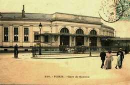 92 SCEAUX  LA GARE - Sceaux