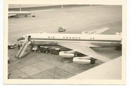 Boeing  707 Air France F-BHSK - Aviation