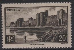 FR 1390 - FRANCE N° 501 Neuf** Aigues Mortes - France